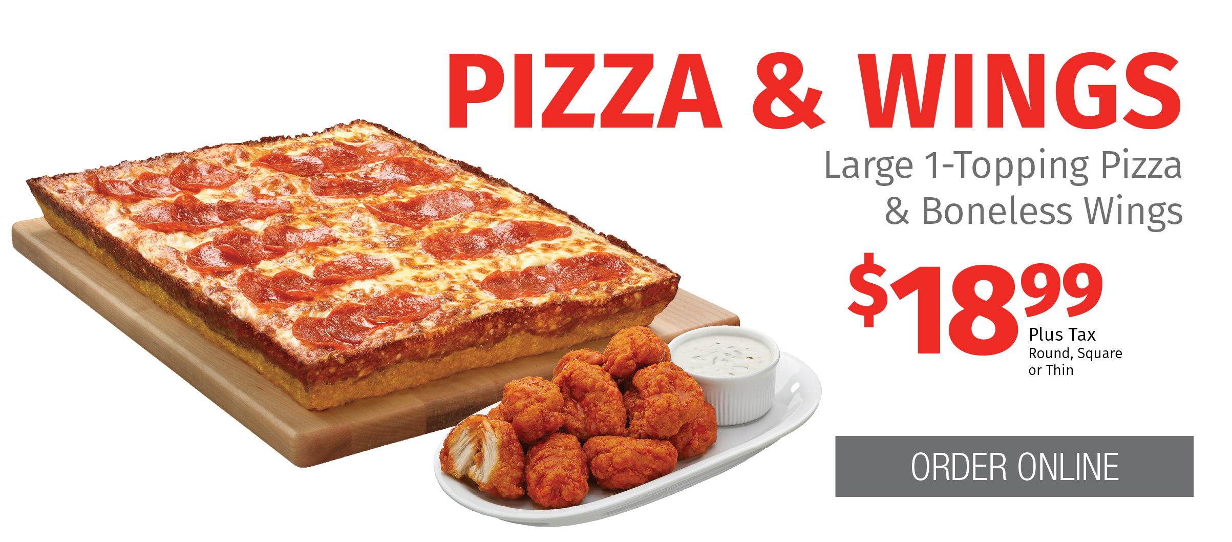 Order Pizza Online For Delivery Or Pickup - Papa's Pizza To Go